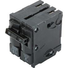 20A Interchange Double Circuit Breaker