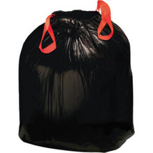 33Gal Draw And Tie Trash Bag Pkg/150