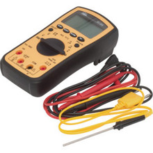 Ideal Test Pro True Rms Multimeter