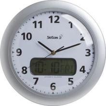 "Atomic 12"" Wall Clock"