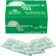 "Hot Tea Bags Decaf ""Case Of 576"""