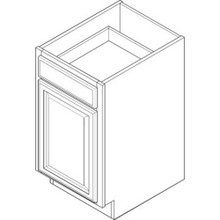 """15W X 34-1/2H X24""""D Base Cabinet"""