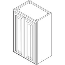 "27W X 42H X 12""D Wall Cabinet"