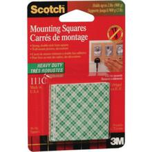 1 Tape,Sq,Mounting,Selfstk, Pk/16