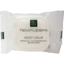 Crn Plz Temple Spa 25G Aloe Soap 300/Cs
