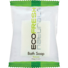 Park Inn Eco Pure Naturals Bath Soap 40 g Flow Wrapped Case of 300