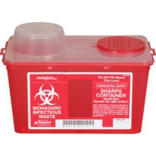 4 Qt/1 Gal Chimney Top Sharps Container