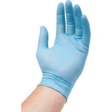 Nitrile Pf Exam Gloves Medium 100/Bx