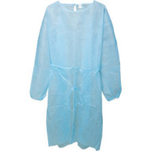 "Latex-Free Isolation Gown ""Bag Of 10"""
