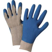 Glove Latex Coated Palm - Large