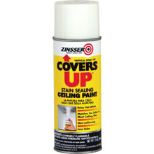 13 Ounce Zinsser Covers Up Ceiling Tile Paint And Primer