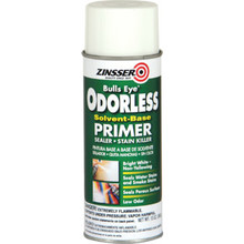 13 Ounce Zinsser Bulls Eye Odorless Primer Sealer - White