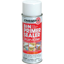 13 Ounce Zinsser Bin Shellac Primer Sealer - White