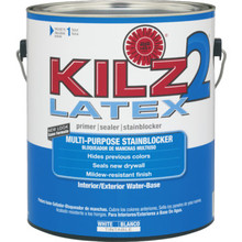 1 Gallon Kilz 2 Primer Sealer - Water-Based