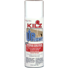 10 Ounce Kilz Upshot Overhead Paint And Primer - White