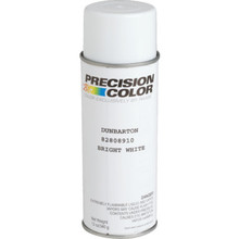 12 Ounce Dunbarton Spray Paint - Bright White
