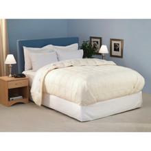Choice Hotels Duralux Blanket Full 80x96 Cream Case Of 4