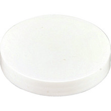 8 Oz Clear Plastic Paint Jar Lid
