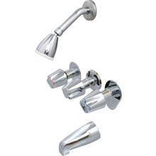 Pfister Bedford Tub-Shower Valve Set Metal Verve