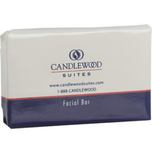 Candlewood Suites Face Soap 1.25 Ounce Case Of 300
