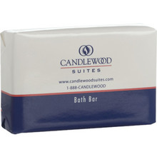 Candlewood Suites Bath Soap 2.25 Ounce Case Of 200