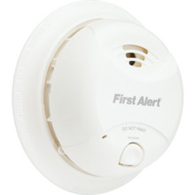 BRK 10 Year Sealed Battery Ionization Smoke Alarm