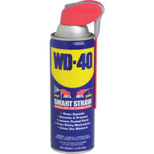 12 Ounce WD-40 Spray With Smart Straw - California Only