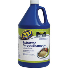 Carpet Extractor Shampoo 1 Gallon Zep Case Of 4