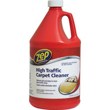 Carpet High Traffic Shampoo 1 Gallon Zep Case Of 4