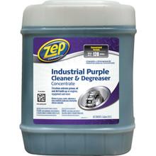 Industrial Purple Cleaner & Degreaser 2.5 Gallon - Zep Commercial Industrial Purple Cleaner