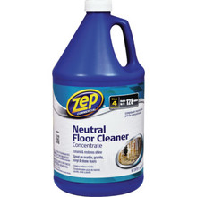 Floor Cleaner 1 Gallon Zep Neutral Case Of 4
