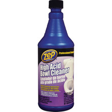 Toilet Bowl Cleaner, 32 Ounce Zep