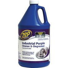 Degreaser, 1 Gallon Zep Industrial Purple