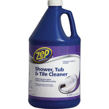 Tile Tub And Shower Cleaner 1 Gallon Zep Commercial Case of 4