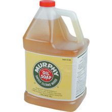 Furniture Cleaner, 1 Gallon Murphy's Oil Soap