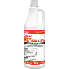 Clinging Toilet Bowl Cleaner