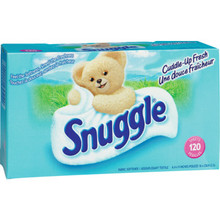 JD Snuggle Dry Sheets Case of 720