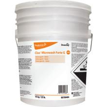 10 Kg Diversey Clax Forte Microwash Powder Laundry Detergent