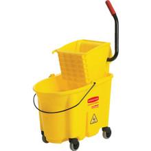 Rubbermaid 35 Quart Mop Bucket/Wringer Combo