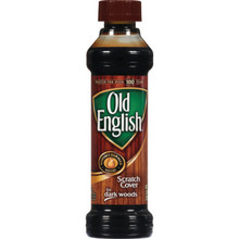 Furniture Polish, 8 Ounce Old English Scratch Cover