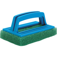 Heavy-Duty Floor Scrub Sponge Package Of 4