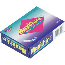Maxithins Maxi Pads Case Of 250