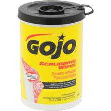 Gojo Scrubbing Wipes