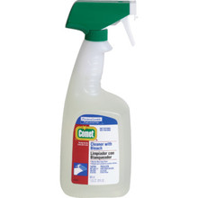 Bathroom Cleaner, 32 Ounce Comet Package Of 8