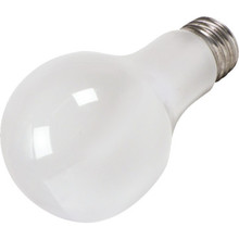 A Bulb Sylvania 100W A21 Frost Coated