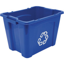 Rubbermaid 14 Gallon Box, Recycle
