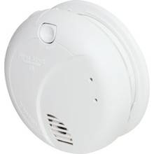120 Volt Photoelectric Smoke Alarm