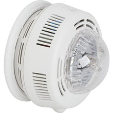 BRK Direct Wire Photoelectric Smoke Alarm and Strobe