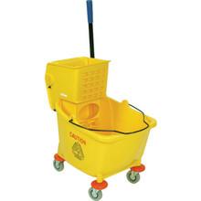35 Quart Mop Bucket/Wringer Combo