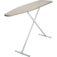 T Leg Ironing Board With Khaki Cover Package of 4
